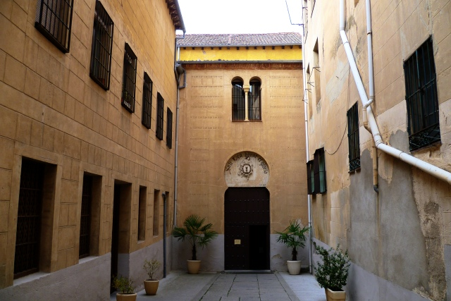 Sinagoga Mayor Convento del Corpus Christi